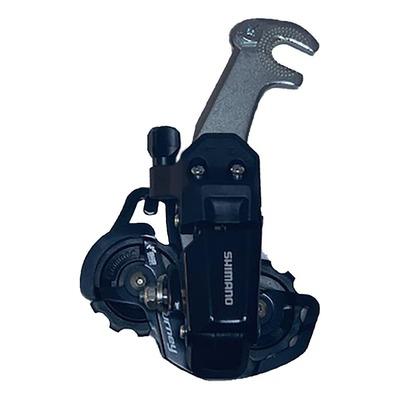 Dérailleur arrière Shimano Tourney RD-TY200 6/7V Noir