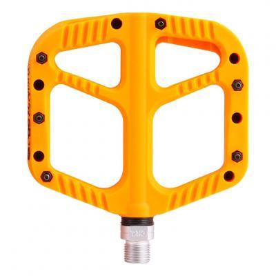 Pédales Plates VTT SB3 Flowy Nylon Orange