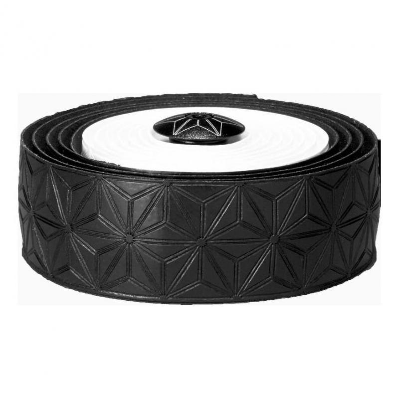 Ruban de cintre Supacaz Super Sticky Kush Tape Blanc/Noir