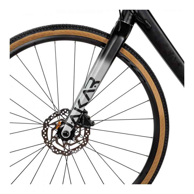 Vélo de Gravel Megamo Jakar 30 GRX Noir 2020 - 5