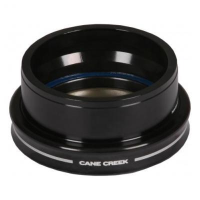 Partie basse de jeu de direction Externe Cane Creek 40-Series EC49 Réducteur 1''1/8 Noir