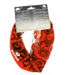 Bandana oktos printemps/ete rouge l