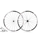 Roues token route alu ultralight 1285 g campa (la paire)