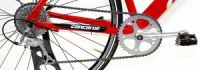 Vélo fitness Concorde Lombardia rouge - 2