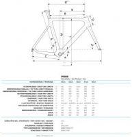 Vélo de route Bergamont Prime RS MGN carbone noir/gris - 1