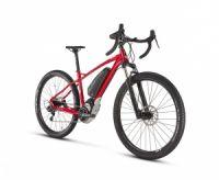 Vélo électrique Fantic Gravel-X Rouge - 1