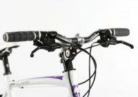 Vélo fitness J. Longo Sallanches alu 3x9V - 1