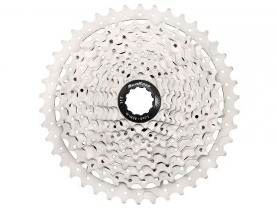 Cassette SunRace MS3 10V 11-42 dents Argent