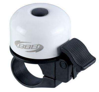 Sonnette BBB Loud & Clear (blanc) - BBB-11