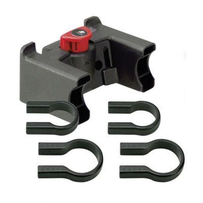 Support de guidon KLICKfix standard verrouillable D. 22 à 31.8 mm