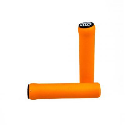 Poignées SB3 Silicone Grips Orange 32mm