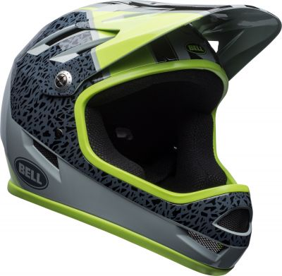 Casque Bell SANCTION Gris Smoke/Pear