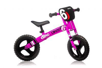 Draisienne Dino Bikes Runner Moto 12'' Fushia