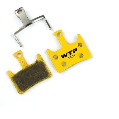 Plaquettes de frein WTP compatibles Hayes Prime Organiques