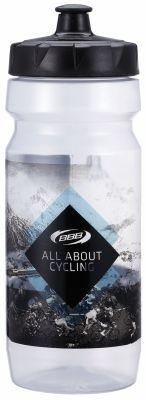 Bidon BBB CompTank 550 ml Transparent/Imprimé - BWB-01