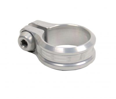 Collier de selle Hope Seat Clamp Bolt 31.8 Argent