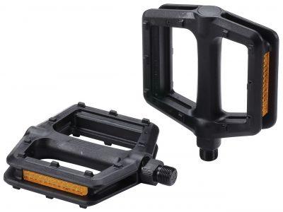 Pédales plates BBB composite TrailRide Noir - BPD-35