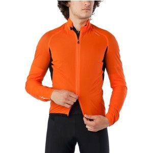 Veste coupe-vent Giro Chrono Orange