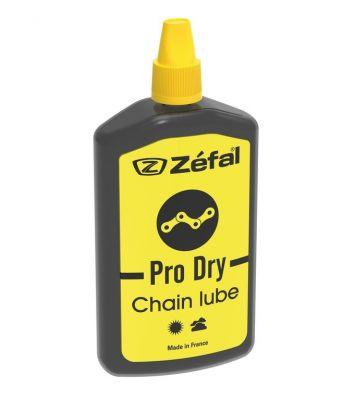 Lubrifiant chaîne Zéfal Pro Dry Lube 125 ml