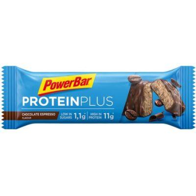 Barre protéinée sans sucre PowerBar ProteinPlus 35 g Esspresso