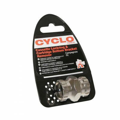 Démonte boîtier et cassette Weldtite Cyclo pour Campagnolo