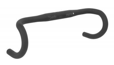 Cintre Deda Zero 1 RHM Alu 31.7 mm 440 mm Noir mat/Blanc