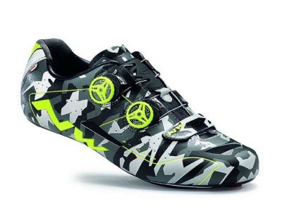 Chaussures Northwave Extreme Camo/Jaune fluo