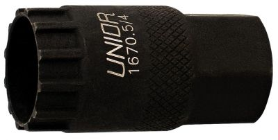 Démonte cassette Unior 1670.5/4
