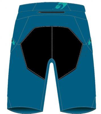 Short O'Neal Rockstacker II Bleu