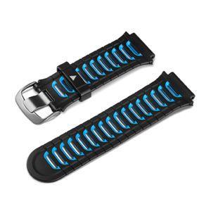Bracelet de remplacement Garmin Forerunner 920XT Noir et Bleu