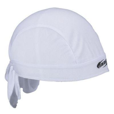 Bandana BBB ComfortHat blanc - BBW-99