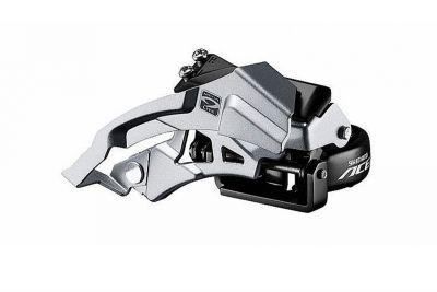 Dérailleur avant Shimano Acera FD-T3000 Triple DualPull Collier Bas 34,9