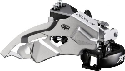 Dérailleur avant Shimano Altus FD-M 370X6 Top-Swing Dual Pull