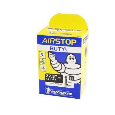 Chambre à air Michelin 27.5 x 1.9/2.6 B4 Airstop Schrader 34 mm