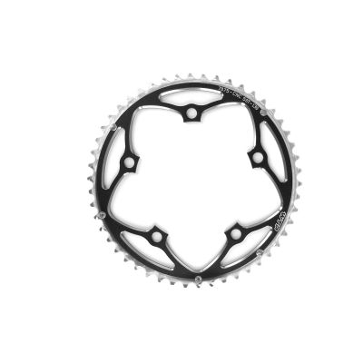 Plateau WTP 50 dents route Shimano 130 mm Noir