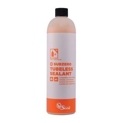 Liquide préventif anti-crevaison Orange Seal Subzero bidon 473 ml