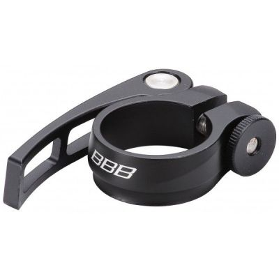 Collier de serrage rapide BBB QR Fix 34.9 mm Noir - BSP-84