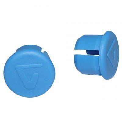 Bouchons de cintre VELOX Bleu (la paire)