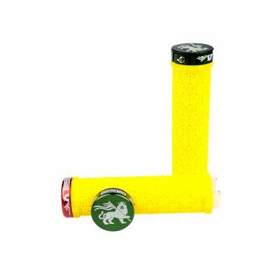 Poignées lock-on SB3 Logo Grip Jamaica