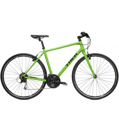 Vélo fitness Trek 7.3 FX (Lime Green) 2015