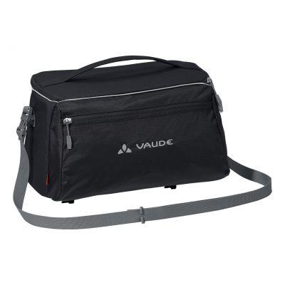 Sacoches porte-bagages arrière Vaude Road Master Shopper 11 L Noir