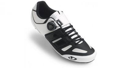Chaussures route Giro Sentrie Techlace Blanc/Noir
