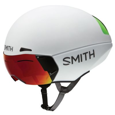 Casque Smith Podium MIPS Mat Blanc
