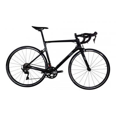 Vélo Route Cannondale SuperSix EVO Shimano 105 Noir/Gris 2020