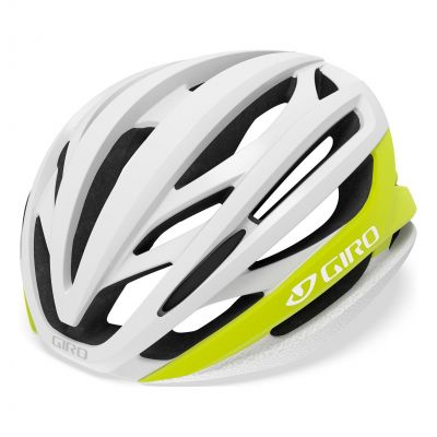 Casque Giro Syntax Jaune Citron