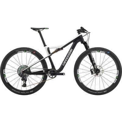 VTT Cannondale Scalpel Si Hi-Mod World Cup Replica Noir/Blanc 2020