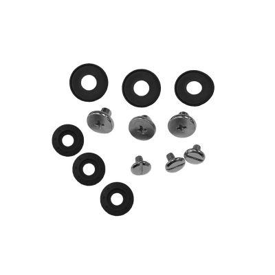 Kit de vis de rechange pour pare-pierre O'Neal PXR