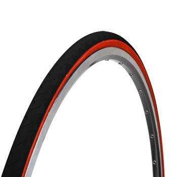 Pneu Optimiz Training 700 x 23C TR Noir/Rouge