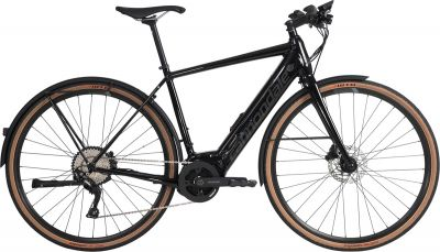Vélo urbain électrique Cannondale Quick NEO EQ Graphite