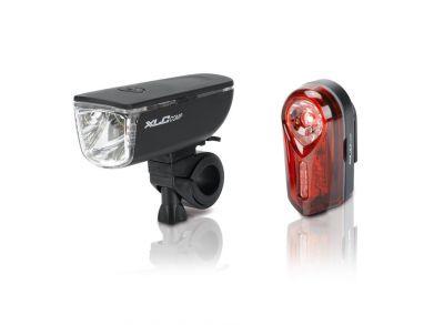 Set éclairage AV/AR XLC Comp Ariel/OberonCL-S11 Noir / Rouge